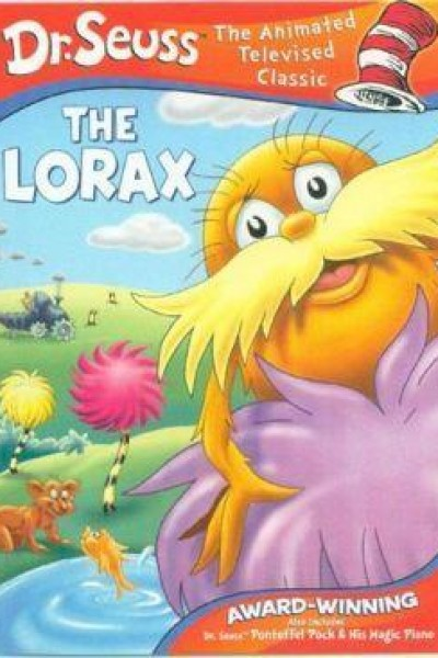 Caratula, cartel, poster o portada de The Lorax