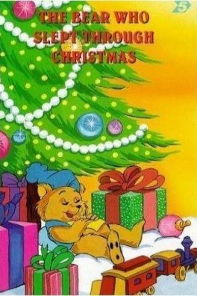 Caratula, cartel, poster o portada de The Bear Who Slept Through Christmas