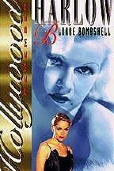 Caratula, cartel, poster o portada de Jean Harlow: La rubia platino