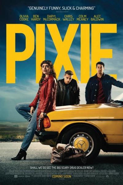 Caratula, cartel, poster o portada de Pixie