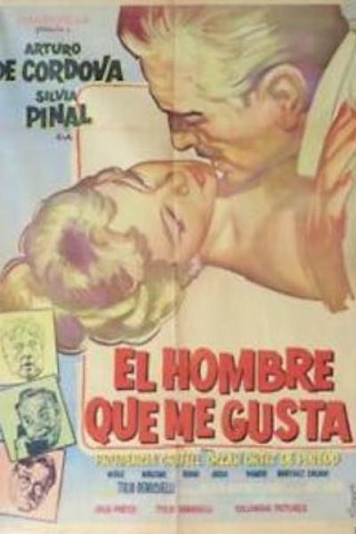 Caratula, cartel, poster o portada de El hombre que me gusta