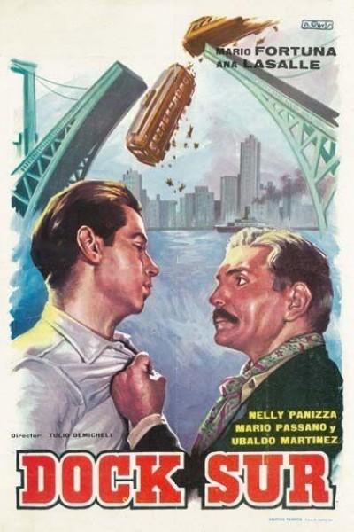 Caratula, cartel, poster o portada de Dock Sud