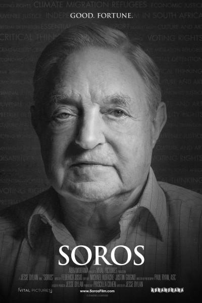 Caratula, cartel, poster o portada de Soros