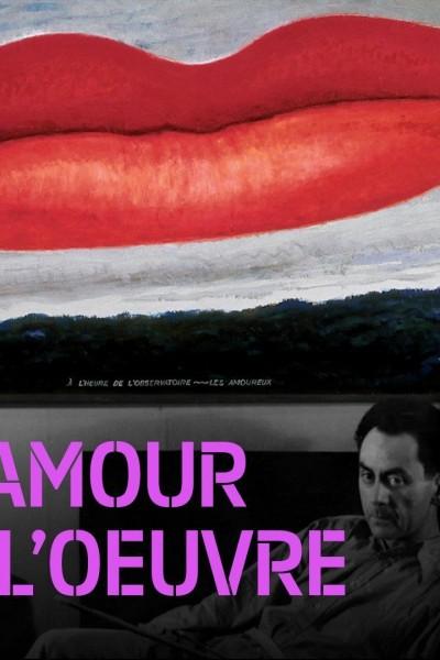 Caratula, cartel, poster o portada de Amor al arte