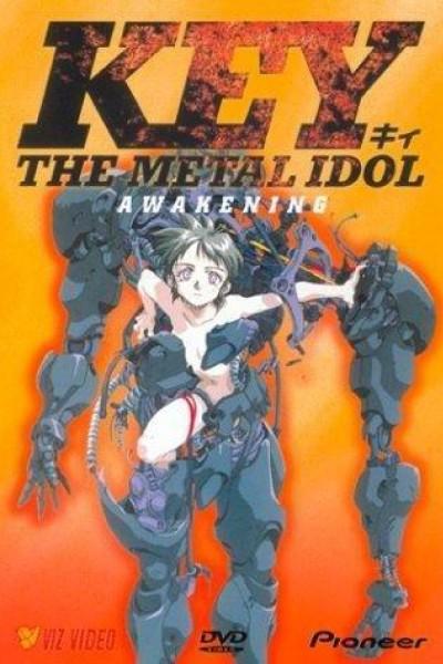 Caratula, cartel, poster o portada de Key, la ídolo metálica