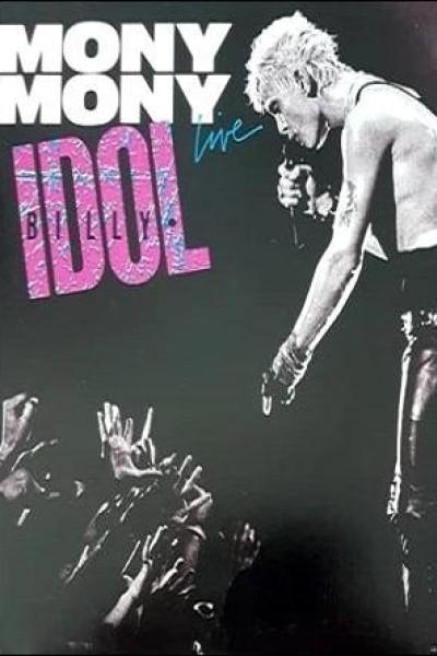 Caratula, cartel, poster o portada de Billy Idol: Mony Mony (Vídeo musical)