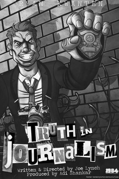 Caratula, cartel, poster o portada de Venom: Truth in Journalism