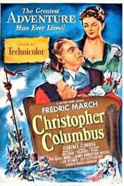 Caratula, cartel, poster o portada de La verdadera historia de Cristóbal Colón