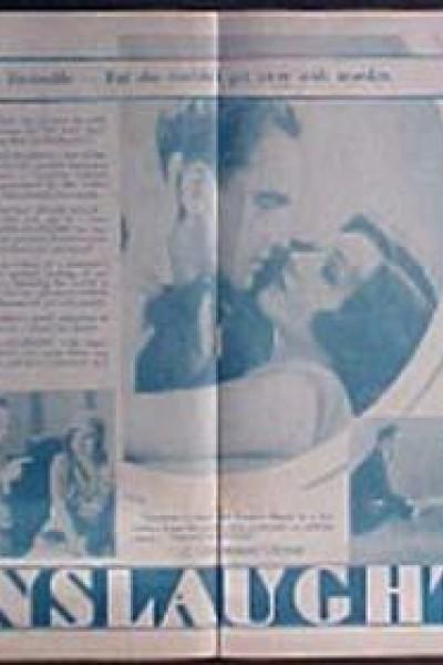 Caratula, cartel, poster o portada de Manslaughter