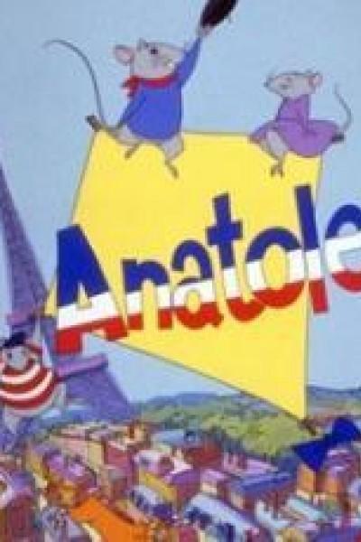 Caratula, cartel, poster o portada de Anatole