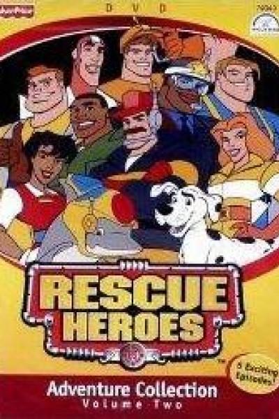 Caratula, cartel, poster o portada de Rescue Heroes