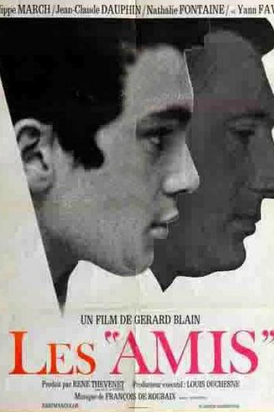 Caratula, cartel, poster o portada de Les amis