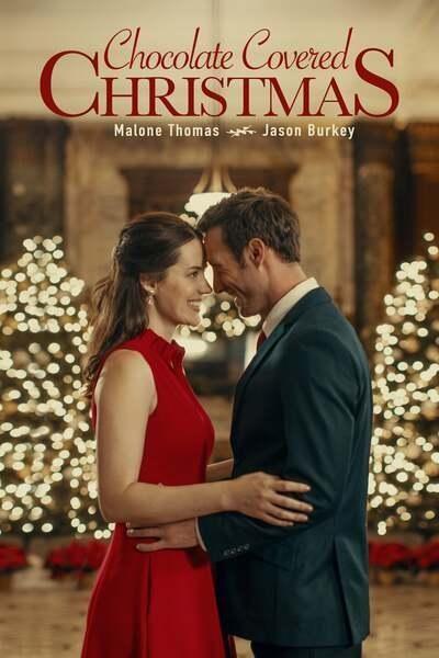Caratula, cartel, poster o portada de Chocolate Covered Christmas