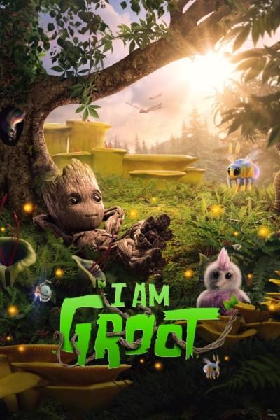 Caratula, cartel, poster o portada de I Am Groot