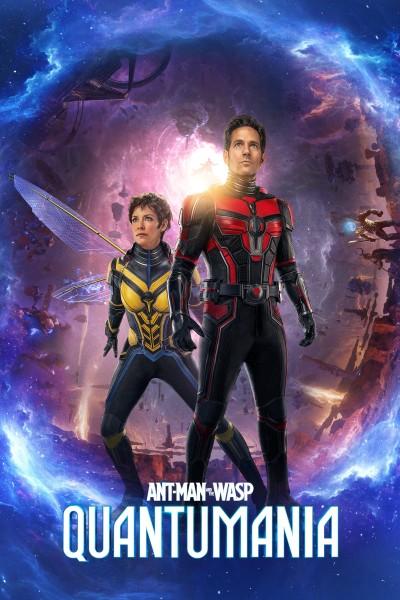 Caratula, cartel, poster o portada de Ant-Man and The Wasp: Quantumania