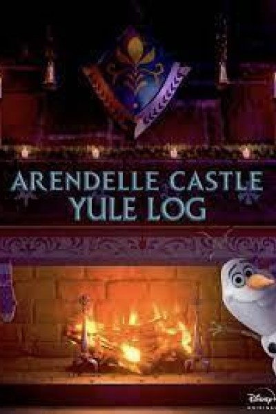Caratula, cartel, poster o portada de Tronco de Navidad del castillo de Arendelle
