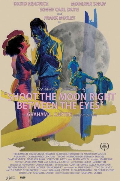 Caratula, cartel, poster o portada de Shoot the Moon Right Between the Eyes