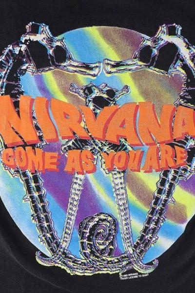 Caratula, cartel, poster o portada de Nirvana: Come As You Are (Vídeo musical)