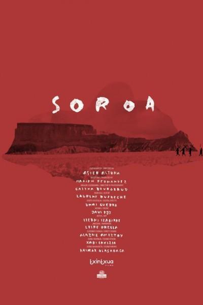 Caratula, cartel, poster o portada de Soroa