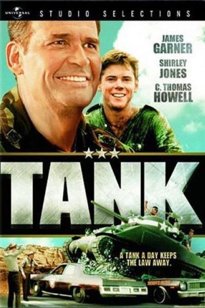Caratula, cartel, poster o portada de Tank
