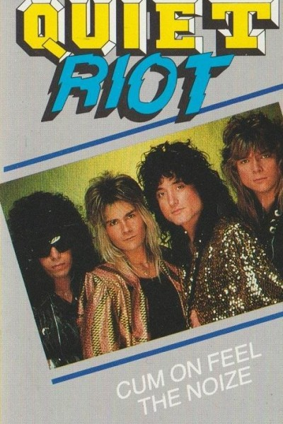 Caratula, cartel, poster o portada de Quiet Riot: Cum on Feel the Noize (Vídeo musical)