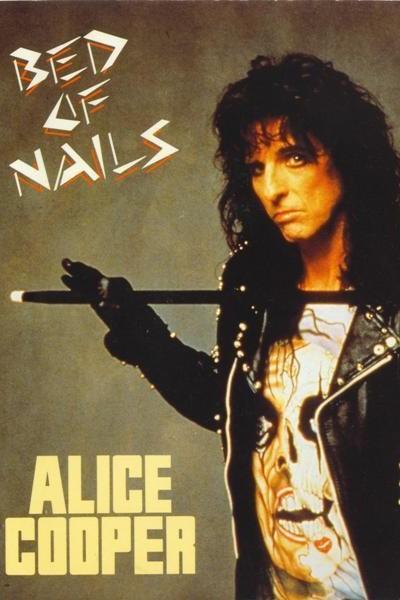 Caratula, cartel, poster o portada de Alice Cooper: Bed of Nails (Vídeo musical)