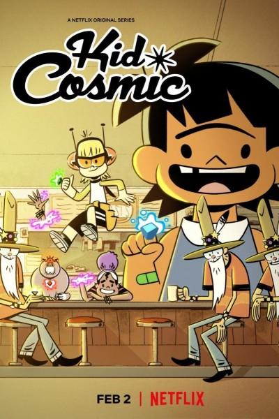 Caratula, cartel, poster o portada de Kid Cosmic