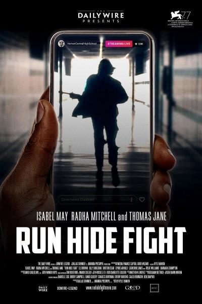 Caratula, cartel, poster o portada de Run Hide Fight