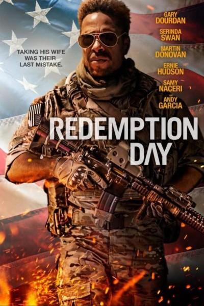Caratula, cartel, poster o portada de Día de redención