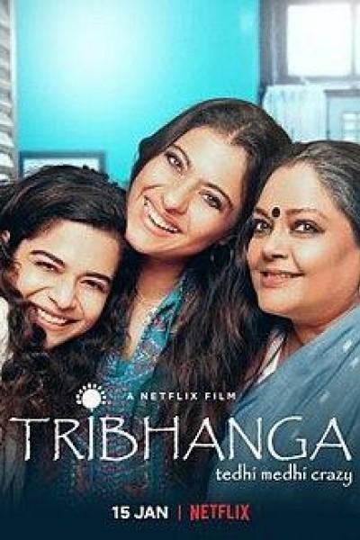 Caratula, cartel, poster o portada de Tribhanga: Imperfectas, sensuales y alocadas