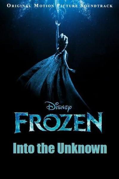 Caratula, cartel, poster o portada de Idina Menzel: Into the Unknown (Vídeo musical)