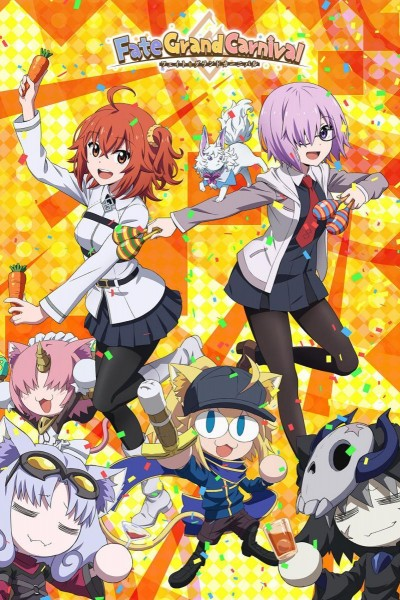 Caratula, cartel, poster o portada de Fate/Grand Carnival