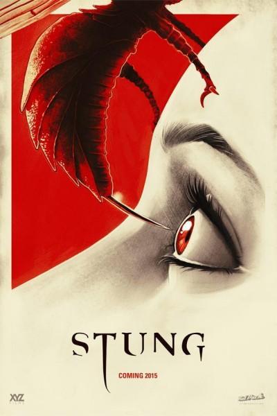 Caratula, cartel, poster o portada de Stung