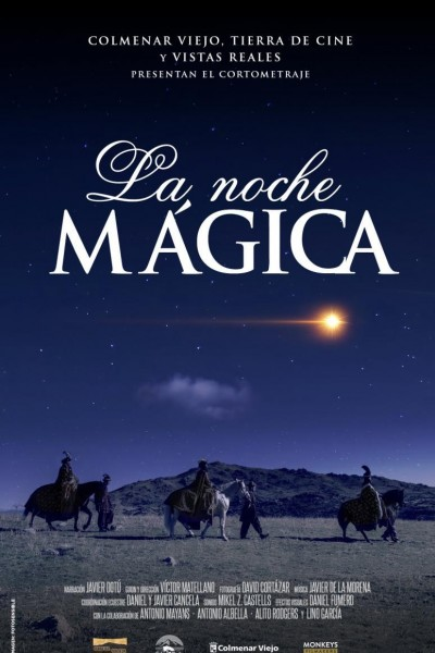 Caratula, cartel, poster o portada de La noche mágica