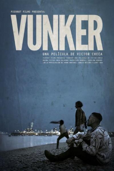 Caratula, cartel, poster o portada de Vunker