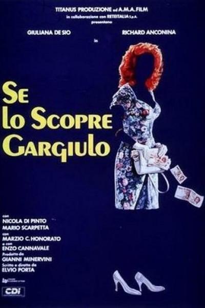 Caratula, cartel, poster o portada de Se lo scopre Gargiulo