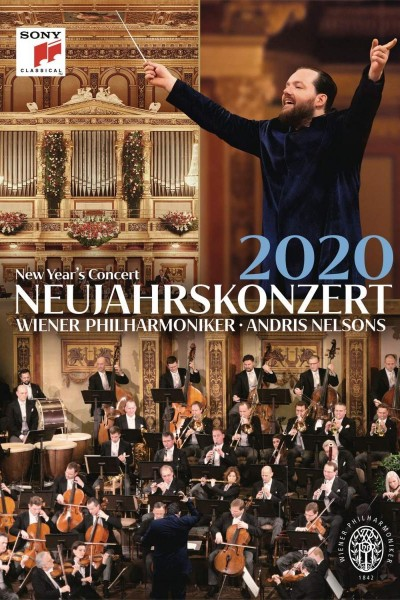 Caratula, cartel, poster o portada de From Vienna: The New Year\'s Celebration 2020