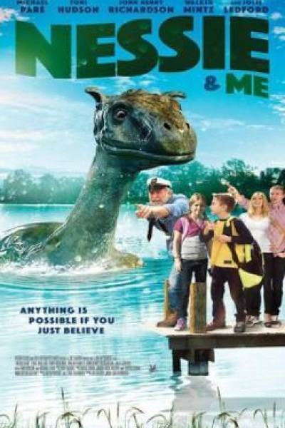 Caratula, cartel, poster o portada de Nessie & Me