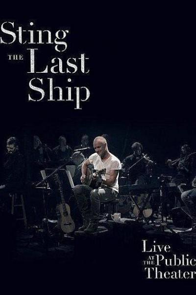 Caratula, cartel, poster o portada de Sting: When the Last Ship Sails