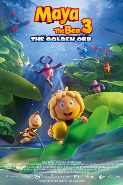 Caratula, cartel, poster o portada de Maya the Bee 3: The Golden Orb