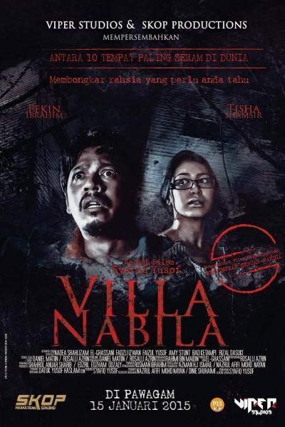 Caratula, cartel, poster o portada de Villa Nabila