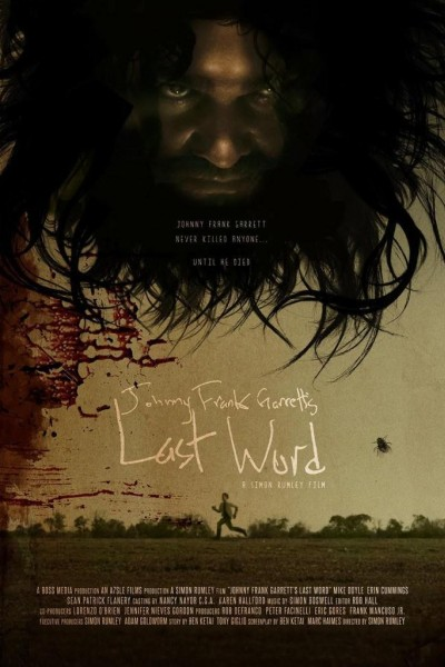 Caratula, cartel, poster o portada de Johnny Frank Garrett\'s Last Word