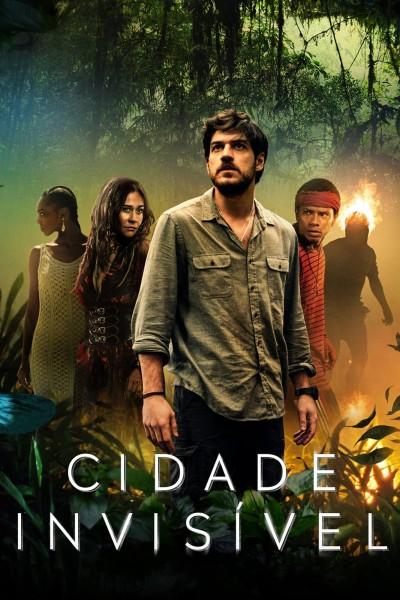 Caratula, cartel, poster o portada de Ciudad invisible