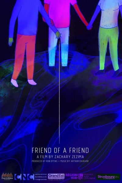 Caratula, cartel, poster o portada de Friend of a Friend