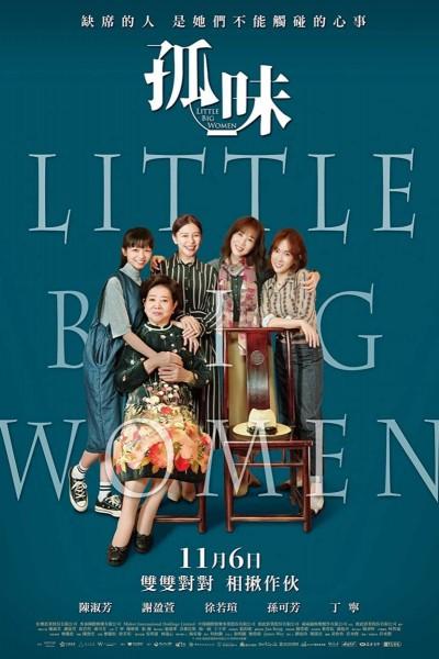 Caratula, cartel, poster o portada de Little Big Women