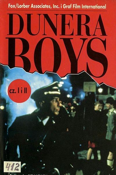 Caratula, cartel, poster o portada de The Dunera Boys