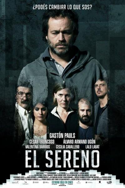 Caratula, cartel, poster o portada de El sereno