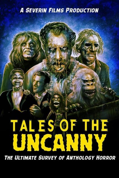 Caratula, cartel, poster o portada de Tales of the Uncanny