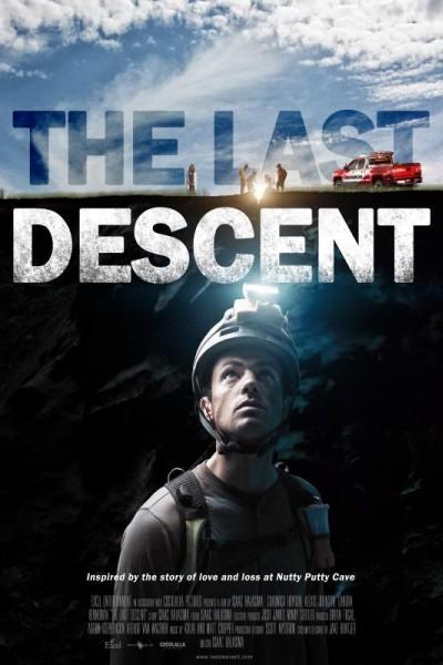 Caratula, cartel, poster o portada de The Last Descent