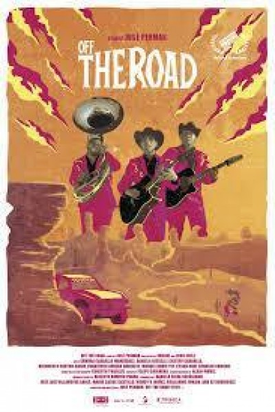 Caratula, cartel, poster o portada de Off the Road